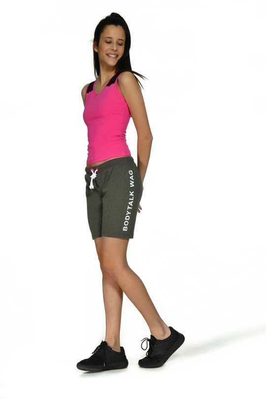 Women's long shorts  Shorts