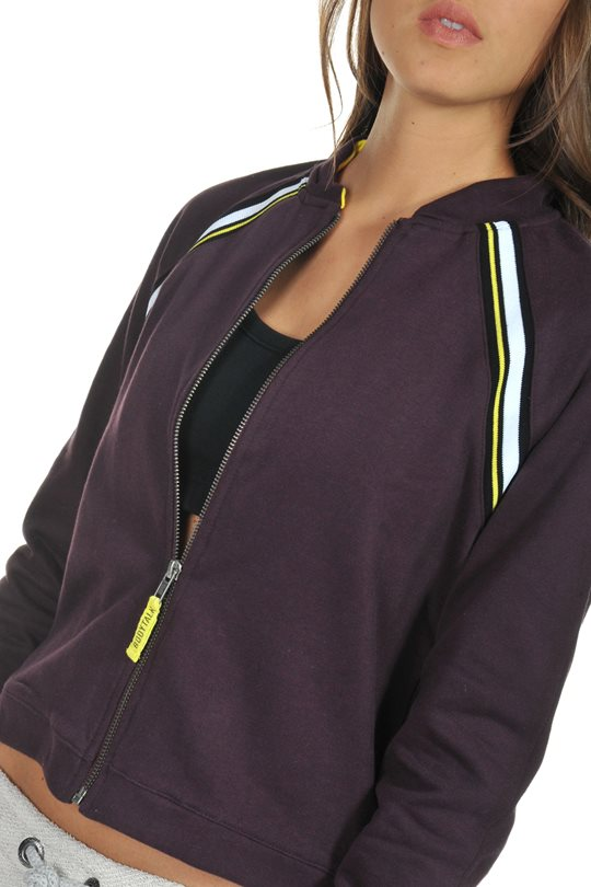 Women's zipper sweater  Zip-Sweaters