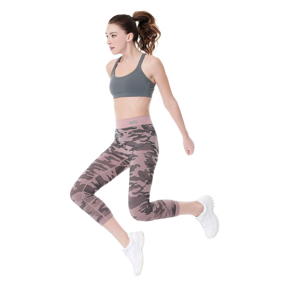 0ef26311c142d4 Women's seamless camouflage leggings < Tights | BodyTalk