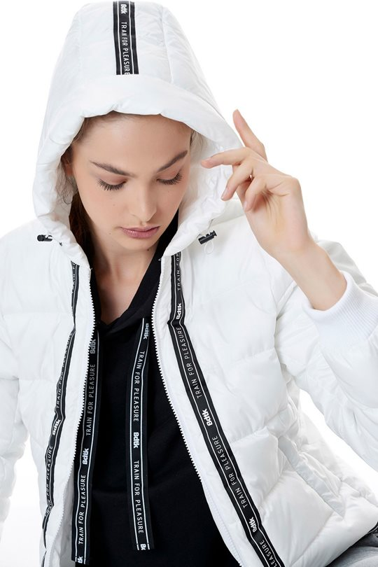 Women's jacket with hood  Jackets
