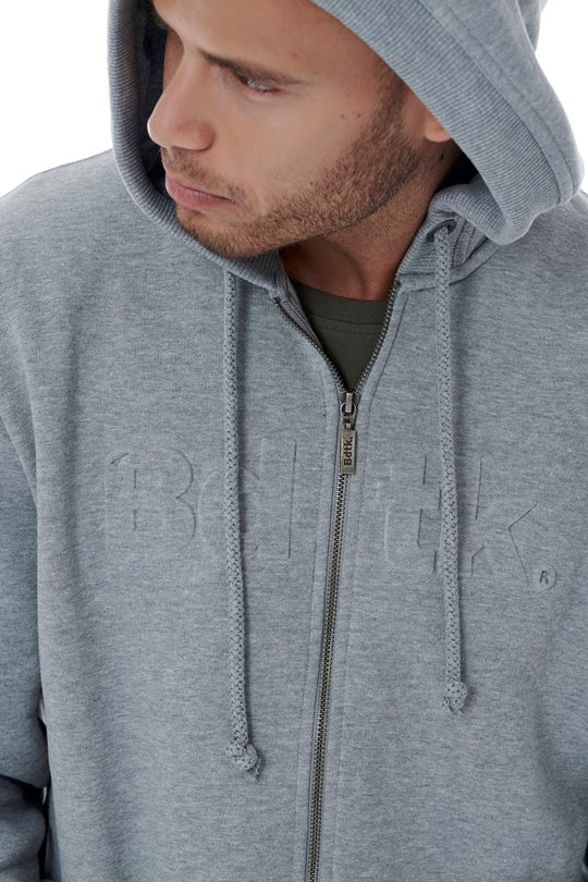 Men's hooded zip sweater  Zip Sweaters