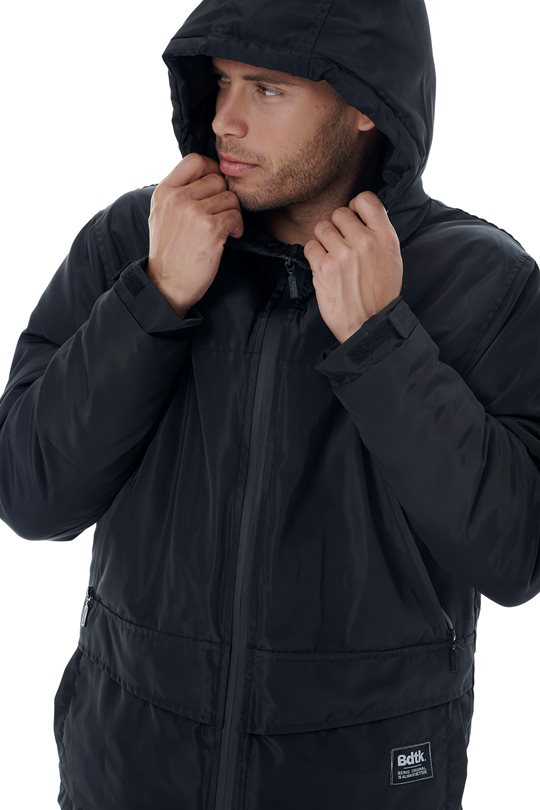 Men's jacket with hood  Jackets