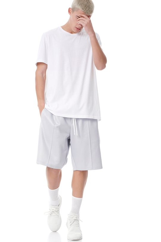 Men's BDTK bermuda shorts with elastic waistband  Shorts & Longshorts